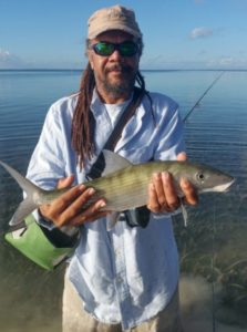 Ed Taylor, Flyfishing Guide Bonefishing Flats fishing Guide Inshore fishing