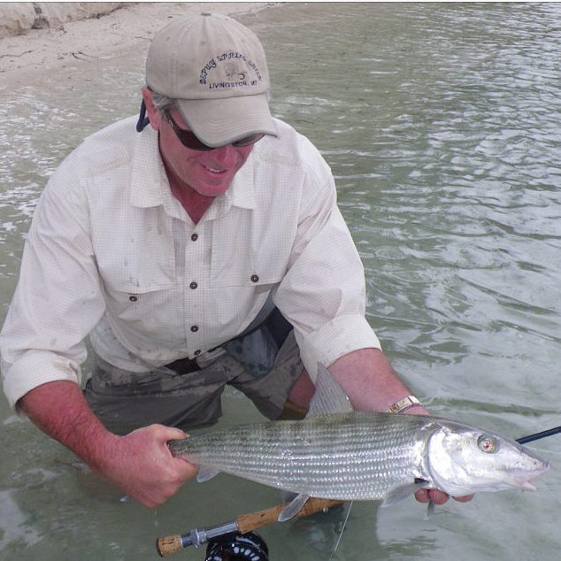bonefishing guide flyfishing inshore fishing guide flats fishing wade fishing Grand Cayman Islands