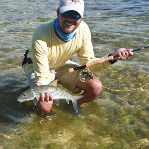 bonefishing guide flyfishing inshore fishing guide flats fishing Grand Cayman Island